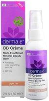 Derma E Radiant Beauty Cream, Light, 2 Fluid Ounce
