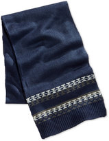 Club Room Men's Knit Scarf, Only at Macy's