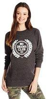 Sub Urban Riot Sub_Urban RIOT Junior's Drama Unisex Crew Neck Graphic Sweatshirt