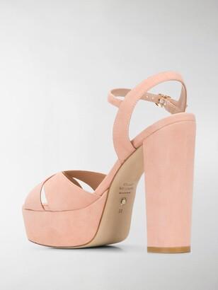 Stuart Weitzman Ivona platform sandals