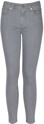 Seven London Ankle Skinny Jeans
