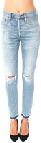 Citizens of Humanity Liya High Rise Classic Jean With Shadow Pocket