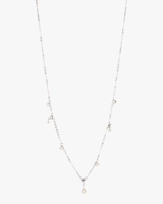 Carolee Five-Charm Station Necklace