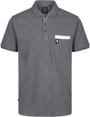 Luke 1977 Mick Prat Mid Mrl Grey Polo