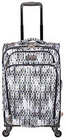 "Jessica Simpson Sundaze 21"" Expandable Carry-On Spinner"