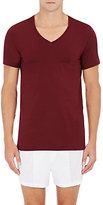 Hanro Men's Superior Stretch-Cotton T-Shirt