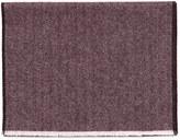 Wool Herringbone Scarf