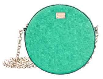 Dolce & Gabbana Circular Crossbody Bag