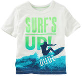 Osh Kosh Surf's Up Tee