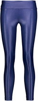Koral Lustrous stretch-jersey leggings