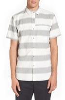 Tavik 'Shin' Stripe Oxford Shirt