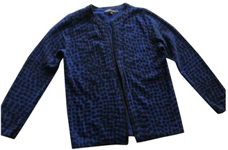 Jaeger Blue Wool Knitwear for Women