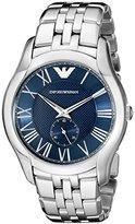 Emporio Armani Men's AR1789 Dress Silver Watch