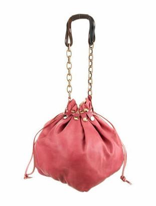 Marni Bindle Bucket Bag w/ Tags Pink