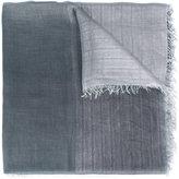 Faliero Sarti gradient scarf - women - Silk/Polyester/Cupro/Modal - One Size