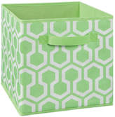ClosetMaid Cubeicals Hexagon Print Fabric Drawer