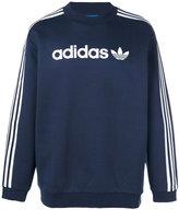 adidas Linear Crew logo sweatshirt
