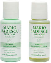 Mario Badescu Premier Seaweed Cleansing Soap & Cleansing Lotion Duo 2x30ml