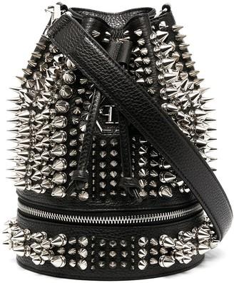 Philipp Plein Spike Stud Bucket Bag