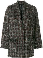 Isabel Marant Fliver tweed coat