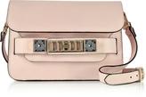 Proenza Schouler PS11 Mini Classic Rose Quartz New Linosa Leather Shoulder Bag