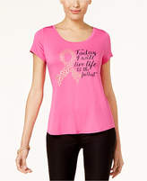 Thalia Sodi BCRF Graphic T-Shirt, Created for Macy's