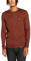 Pretty Green Men's Mosely Long Sleeve Crew Neck Jumper