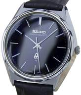 Seiko Grand 4840 8040 Stainless Steel Quartz 36mm Mens Watch 1980