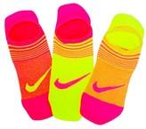 Nike 3 Pack Women's Sneaker Liner Socks