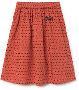 Bobo Choses Dobby Spot Midi Skirt