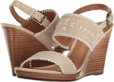 Jack Rogers Vanessa Stacked Women's Wedge Shoes