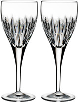 Waterford Crystal Mara Crystal Wine Glasses, Set of Two