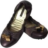 Louis Vuitton Leather ballerines