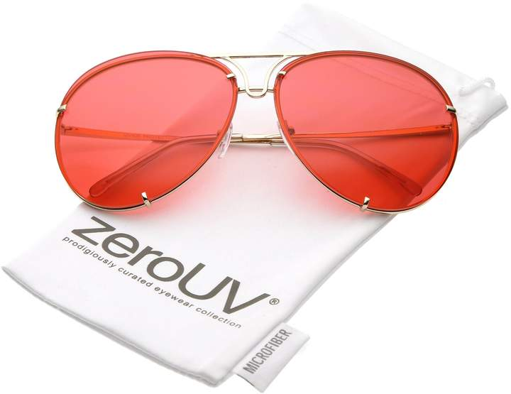 2c73ba9067 Oversized Aviator Sunglasses Mens - ShopStyle Canada