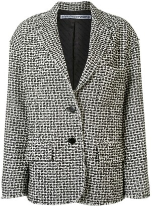 Alexander Wang Tweed Jacket