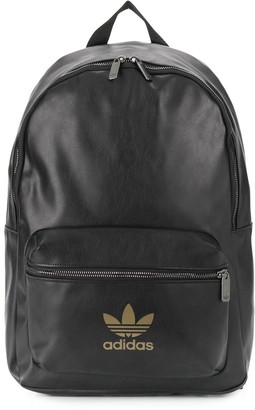 adidas Logo Print Backpack