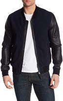 Mackage Goat and Lamb Leather Jacket