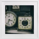 Minted Two Clocks Art Print