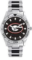 Game Time Men's Georgia Bulldogs Heavy Hitter Watch