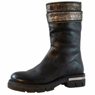 Marc Shoes Womens High Boots Black Size: 5 UK