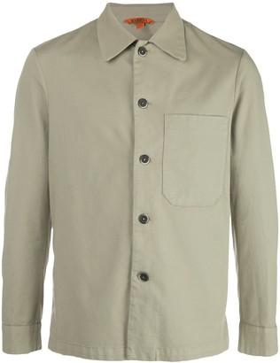 Barena Cedrone chest pocket shirt jacket