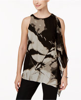 Alfani Asymmetrical Top, Only at Macy's