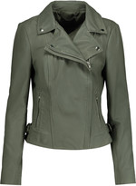 Muu Baa Muubaa Rosario Biker leather jacket