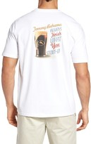 Tommy Bahama Men's Finish What You Stouted T-Shirt