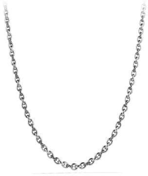 David Yurman Mini Oval Link Necklace