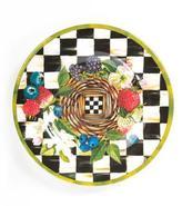 Mackenzie Childs MacKenzie-Childs Berry Blossom Salad Plates, Set of 4