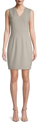 T Tahari Gwenyth Sheath Dress