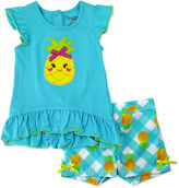 Nanette Baby Nanette Top and Shorts Set - Toddler Girls 2t-4t