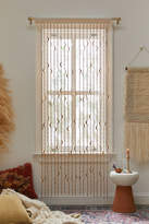 Urban Outfitters Crescent Beaded Curtain