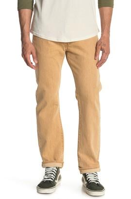 """Levi's 501 Original Straight Jeans - 30-32"""" Inseam"""